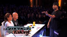 Mágico surpreende jurados com truques épicos no America's Got Talent! - ...