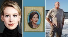 The jaw-dropping story of Theranos' fall, the bizarre world of the Miss America…