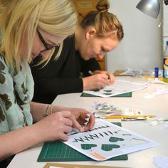 Spend a happy Saturday at Kyleigh's Papercuts HQ in Wimborne, Dorset where Kyleigh will show you the tips and techniques of paper cutting.What to expect on the dayYour day begins at 10am with a warm welcome and a chit chat over morning tea or coff...