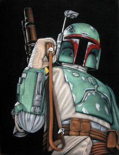 The Bounty Hunter by ~BruceWhite on deviantART