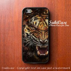 IPHONE 5S CASE TIGER Face Eye Contact iPhone Case iPhone 5 Case iPhone 4 Case Samsung Galaxy S3 Samsung S4 Cover iPhone 5c iPhone 4s Cases