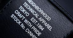 neighborhood streetwear brand