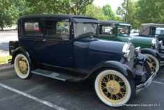 1929 Ford Model A Sedan | 1929 Ford Model A Tudor Sedan | Flickr - Photo Sharing!