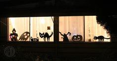 spooky cutouts