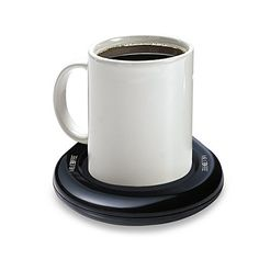 Amazing Ideas for Your Coworkers | Mr. Coffee Mug Warmer, $10; BedBathandBeyond.com
