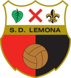 SD Lemona Crest Logo, School Logo, Sports Clubs, Crests, Porsche Logo, Team Logo, Soccer, Football, Logo Ideas
