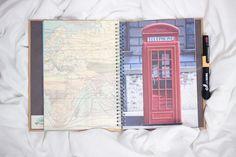http://melinasouza.com/2015/03/30/recebidos-1-caixa-postal  Melina Souza - Serendipity <3  #Acid Free  #Travel  #London