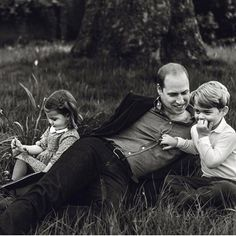 "1,045 Likes, 9 Comments - Catherine Middleton  (@katemid_1985) on Instagram: ""#New photo of the Duke of Cambridge, prince george and princess charlotte by norman jean roy at…"""