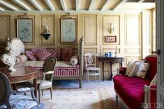 french-country-living-rooms