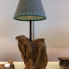 The beauty of simplicity! Salzburg, Wood Lamps, Driftwood, Designs, Handmade, Beauty, Instagram, Home Decor, Driftwood Lamp