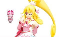 [New Articulated Figure] SH Figuarts Cure Heart from Doki Doki! Precure - http://sgcafe.com/2013/12/new-articulated-figure-sh-figuarts-cure-heart-doki-doki-precure/