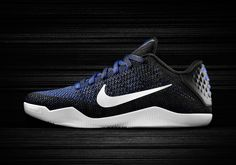 Here is an official look at the Nike Kobe 11 Mark Parker from the Muse Pack. A release date has been set for May 26th.