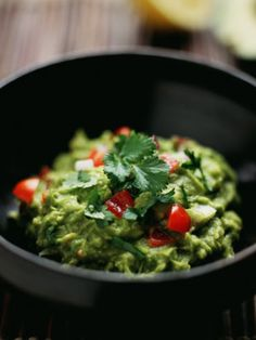 avaca-DO! Get the recipe: Perfect Guacamole from MCC Chelf Rick Bayless #macys #culinarycouncil #recipe