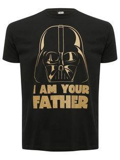 M&Co. Men Star Wars I am your father T-Shirt