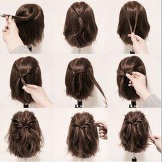 Pin by Aashri Talchuru on Medium hair styles in 2019
