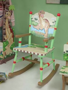 Wooden Kids Furniture on Pinterest  Rocking Chairs, Childs Rocking ...