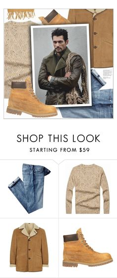 """""""Bez naslova #145"""" by red-diva ❤ liked on Polyvore featuring 7 For All Mankind, Tom Ford, Timberland, Topman, men's fashion and menswear"""