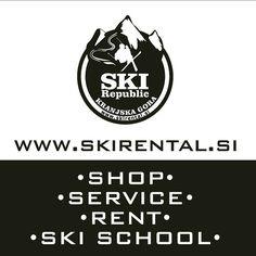 16 more weeks to go and We change the logo, sign, etc.  #Kranjska #kranjskagora #kranjskasanjska #sanjskakranjska #skirental #ski #ski_republic #mtb_republic #winter #snow #mtb #slovenija  #slovenia #gorenjska #skischool #skishop #skiservice #skirent #skirental #kranjskagoraski