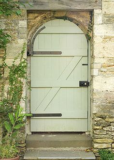 Relics of Witney: The Top Ten Front Door Colours For Cotswold Stone Houses