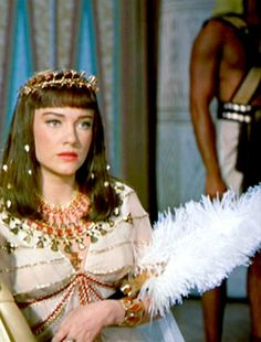 Anne Baxter ~ The Ten Commandments, 1956