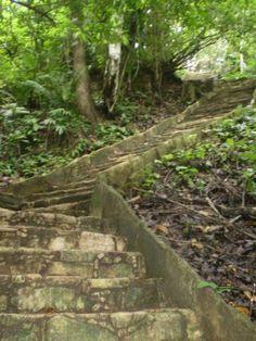Pakal's tomb in Palenque Maya Yucutan