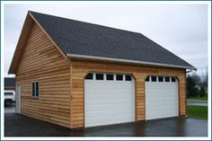 Menards garage kits prices garage design ideas and more for Two car garage with loft cost