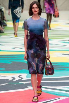Burberry Spring 2015 Ready-to-Wear Fashion Show - Sam Rollinson