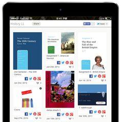 Livebooklet. Création de flyers et de publications en ligne