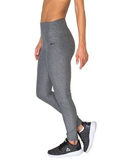 a1cc607fceecf Amazon.com: RBX Active Women's Body Contouring High Waisted Athletic  Performance Leggings: Clothing