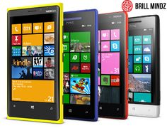 Brill Mindz develop applications for all categories like entertainment, travel, GPS, education, business, medical and pharmaceutical etc, One of the main expertise of Just Total Tech is Developing Windows mobile applications. Exclusively based on the client requirements, we use our expertise in the field of Windows mobile app development, to provide quality business solutions.