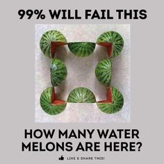 Quiz collection of Viral post on social media - SimplyNeo Quotes Funny Math Riddles, Math Riddles With Answers, Tricky Riddles, Jokes And Riddles, Funny Brain Teasers, Brain Teasers Riddles, Funny Illusions, Optical Illusions Pictures, Mind Puzzles