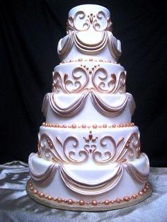 Wedding cake: Ava