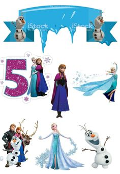 Roblox Birthday Cake, Frozen Themed Birthday Cake, Frozen Theme Party, Happy Birthday Cake Topper, Disney Princess Frozen, Elsa Frozen, Frozen Cake Topper, Cake Toppers, Frozen Coloring Pages