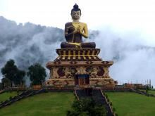 Buddha Park, Sikkim Recommended by Baichung Bhutia | Tripoto - Share and Discover Trips