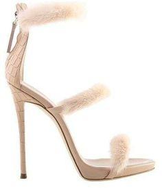 9abd59954e8 Women s Giuseppe Zanotti Anima Embossed Leather Stiletto Heel Pump