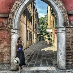 Venice Traveller photo idea