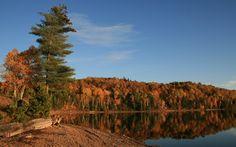 Geocaching Capital of Canada - highlands east Ontario (between Sudbury and Ottawa)