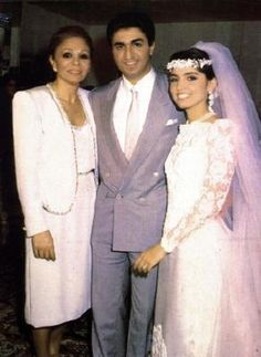 All pics from the yahoo group of Reza: Part I: Reza Pahlavi and Yasmine Shahnaz Pahlavi, Pahlavi Dynasty, The Shah Of Iran, Farah Diba, Prince, Royal Monarchy, Pictures Of The Week, Royal Weddings, British Royals