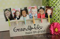 cute grandparents gift