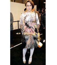 814f9f364185 Delfina Delettrez Fendi Photos - Delfina Delettrez Fendi attends the Fendi  fashion show as part of Milan Fashion Week Womenswear Fall Winter on  February ...