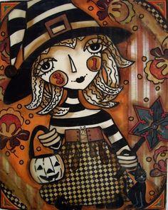 Artist Kelly Lish