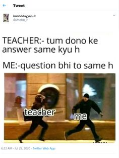 Exam Quotes Funny, Exams Funny, Funny Texts Jokes, Latest Funny Jokes, Funny Insults, Funny Jokes In Hindi, Funny Picture Jokes, Funny School Jokes, Funny True Quotes