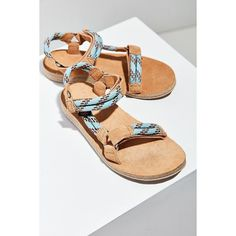 c3efea54f57a Teva Original Universal Rope Sandal featuring polyvore