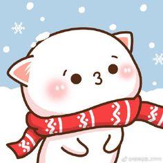 Cute Love Pictures, Cute Love Gif, Cute Love Memes, Cute Cat Gif, Cute Cats, Cute Panda Wallpaper, Cute Disney Wallpaper, Cute Cartoon Wallpapers, Cute Couple Cartoon