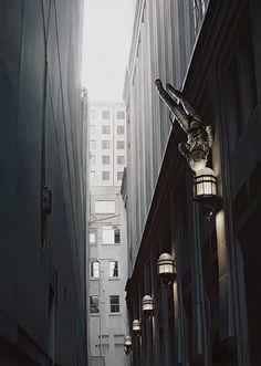 Urban Streets darkness