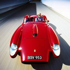 Ferrari Testa Rossa Sells