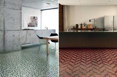 Le nuove collezioni di mosaici e cementiles firmate Bisazza #mosaici #bisazza #design #cersaie2015