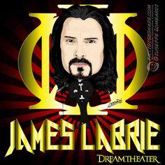 FattiDisegnare.com: James Labrie