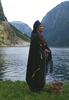 Finnish iron age dress