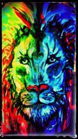 Lion of Judah 2 by AndreaLStephens